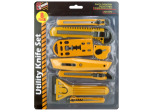 Multi-Purpose Utility Knife Set