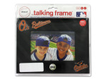 "Baltimore Orioles 4"" x 6"" recordable frame"