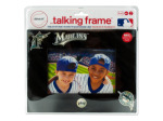 "Florida Marlins 4"" x 6"" recordable frame"