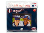 "Minnesota Twins 4"" x 6"" recordable frame"
