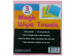 Magic Wipe Towels