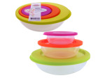 Nesting Food Storage Containers Set
