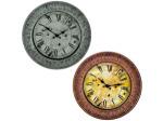 clock 2 colors xym-2173a