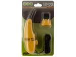 USB Mini Vacuum with Brush Attachment