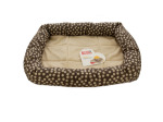 Small Polka Dot Crate Mat/Pet Bed