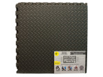 Anti-Fatigue Textured Interlocking Flooring Set