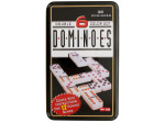 Double 6 Color Dot Dominoes Game Set