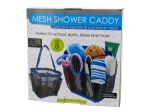 Mesh Shower Caddy with 8 Side Pockets