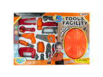 Tool Play Set with Helmet