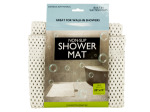 Non-Slip Shower Mat with Suction Cups