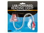 Lamp Shaped USB Powered Flex Reading Light