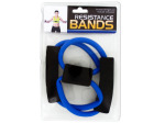 Portable Resistance Bands with Foam Handles