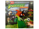 3D Interactive Soccer Puzzle Game