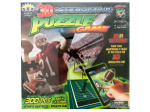 3D Interactive Football Puzzle Game