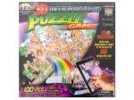 3D Interactive Princess Puzzle Game