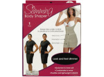 Slimming Body Shaper with Shoulder Straps