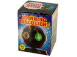 Mini Spinning Disco Party Light