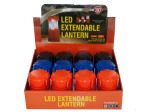 LED Extendable Lantern Countertop Display