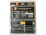 Ratchet Driver Set with Carrying Case