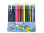 Colored pencils, 24 pack
