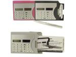 Calculator Business Card Holder