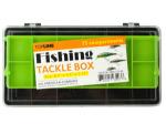 Multi-Level Fishing Tackle Box
