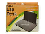 Wood Look Tablet Lap Desk