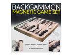 Backgammon Magnetic Game Set