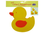 Felt Rubber Ducky Cutout Decorations