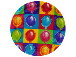 "8pk 6.75"" balloon plates"