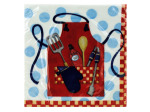 18ct picnic bbq napkins