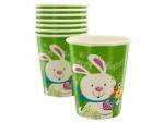 8pk 9oz bunny cups