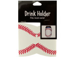 School Spirit Baseball Drink Holder
