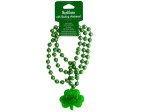 Shamrock Flashing Necklace
