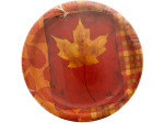 Touch of Fall Plates Set