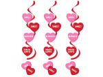 Valentine's Day Dizzy Danglers