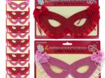 Valentine's Day Party Eye Mask Clip Strip