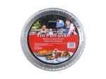 Tin foil dish, pack of 3