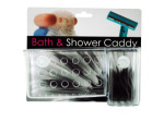 Bath & Shower Caddy with Suction Cups