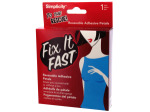 fix it fast 1 pair reusable adhesive petals