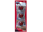 disney 3 pc cars mater buttons