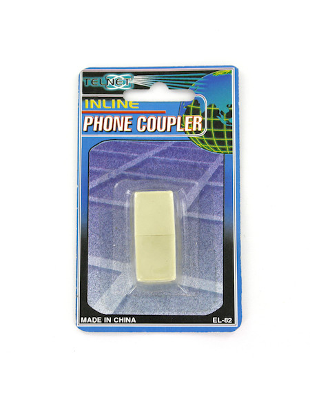 in line phone coupler