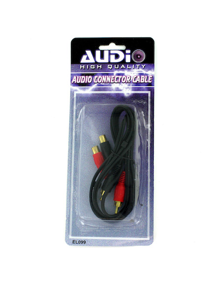 audio cable (4 plugs)