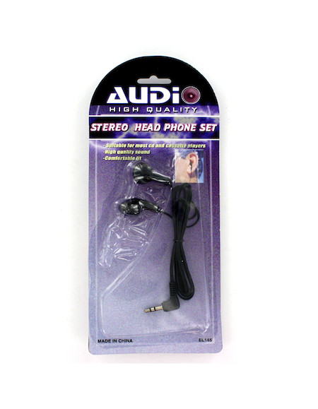 stereo ear phone set