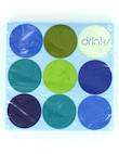 blue dots bev napkns 1