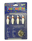 bowling candls 7pc 108