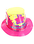 bday candle hat 101004