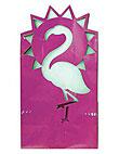 flamingo cutou bag 050