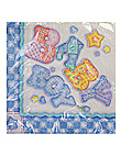 babys quilt 16ct napkin