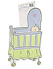 baby crib cutout